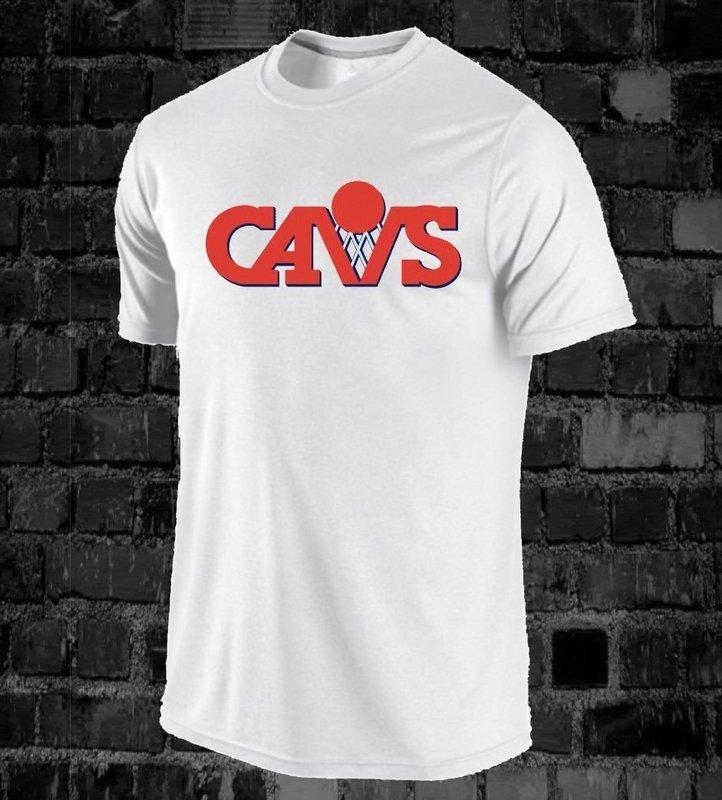 Retro Dryfit t-shirt CAVS