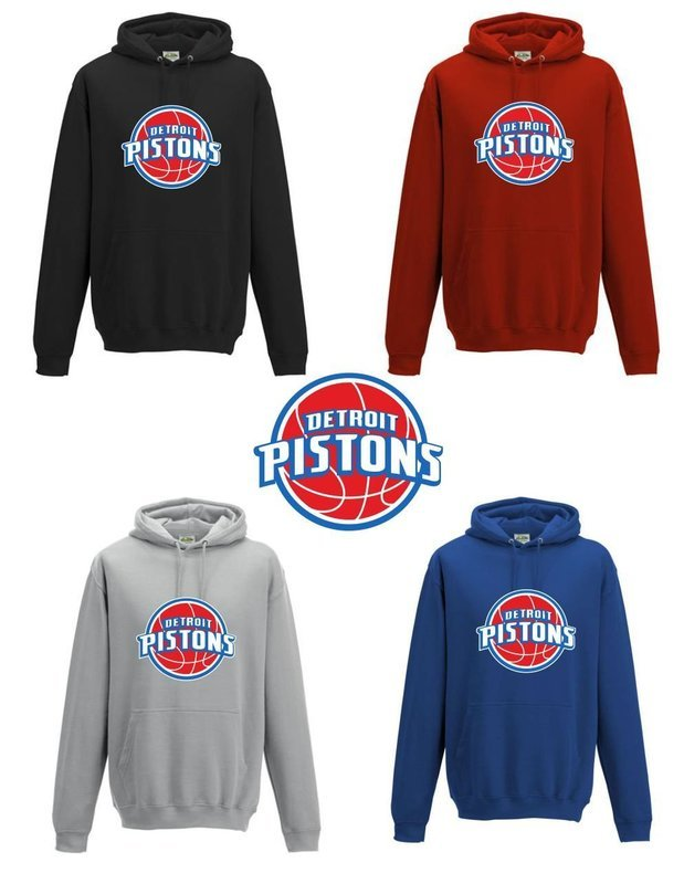 Detroit  Hoodies