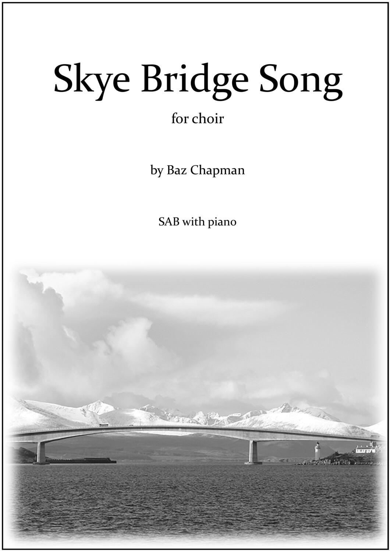 Skye Bridge Song