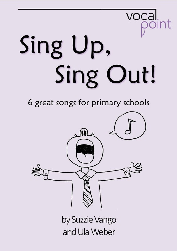 Sing Up! Sing Out! - piano vocal score