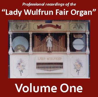 Lady Wulfrun Fair Organ (Vol.1)