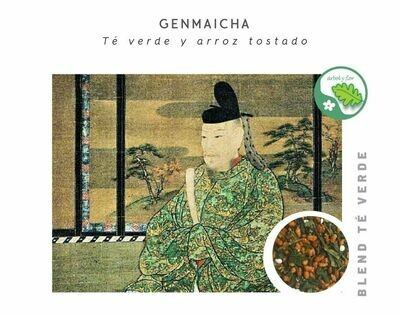 Genmaicha - Blend de Te Verde