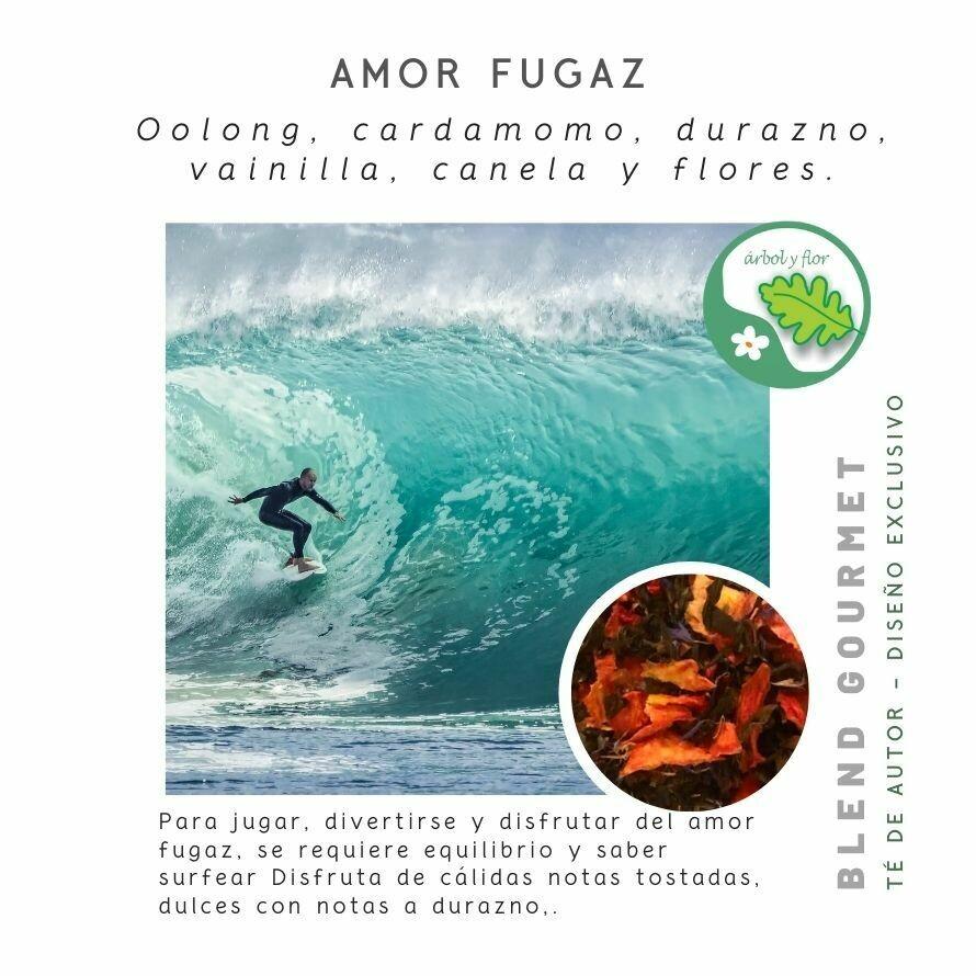 Amor Fugaz - Blend de Oolong