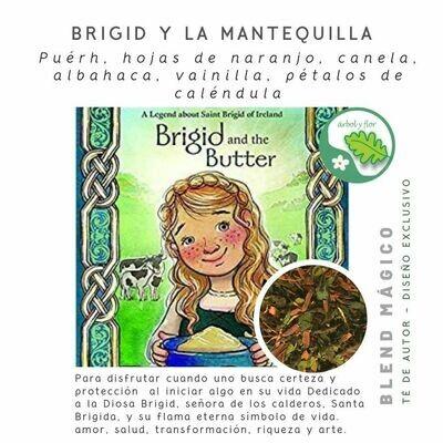 Brigid y la mantequilla - Blend de Pu erh
