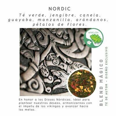 Nordic - Blend de té verde