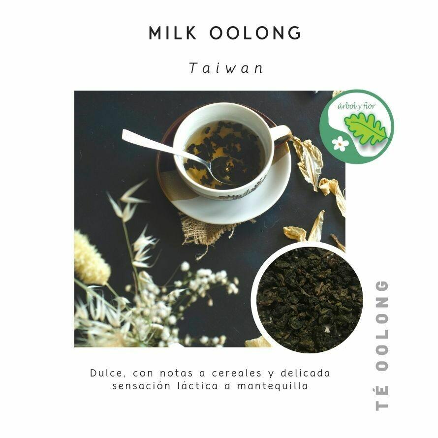 Té Milk Oolong -Premium