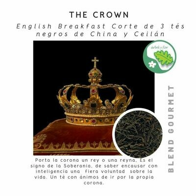 The Crown - Té Negro  English Breakfast