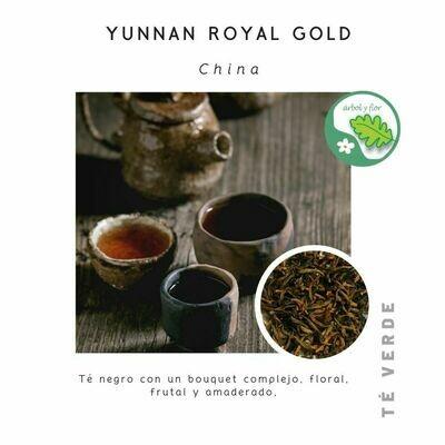 Té Negro Yunnan Royal Gold - Premium