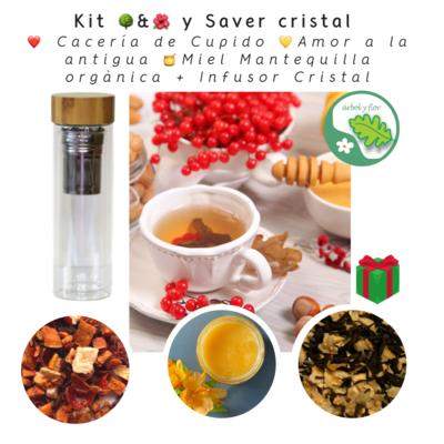 Kit Arbol y Flor con Saver