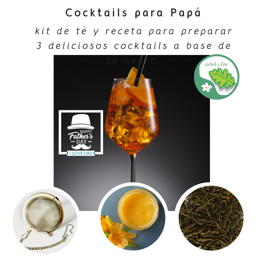 Cocktails para Papá