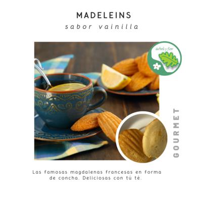 Madeleines (3 piezas)