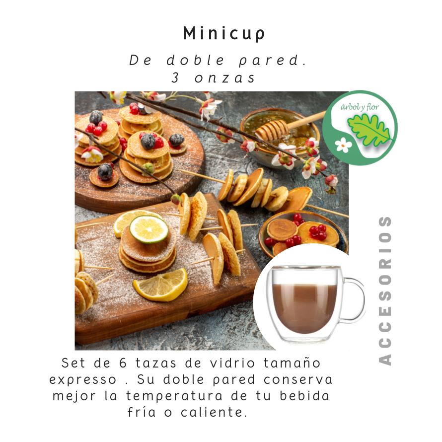 Minicup set