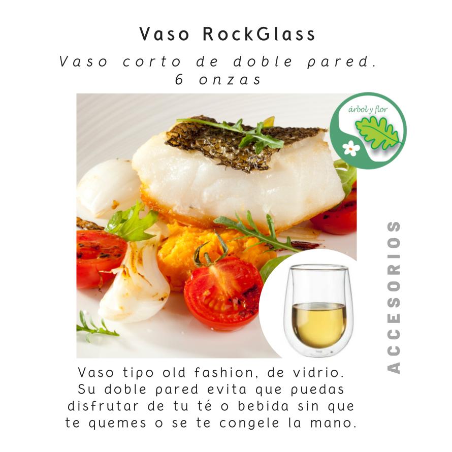 Vaso Rockglass set