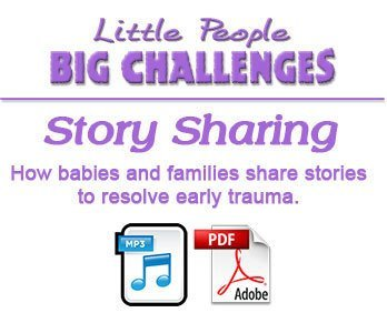 Little People - Big Challenges Story Sharing - Audio + Transcript