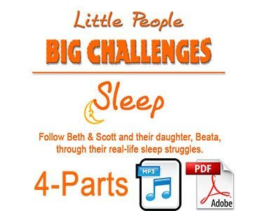 Little People - Big Challenges Sleep + Bonus Story Sharing