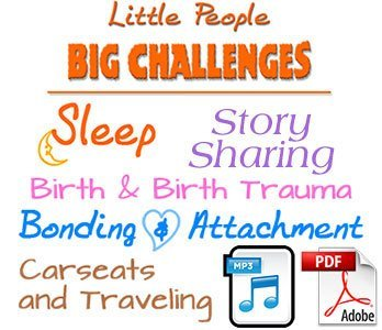 Little People - Big Challenges Full Series (8 Audios + 8 Transcripts)