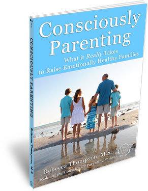 Signed Paperback Book I: Consciously Parenting