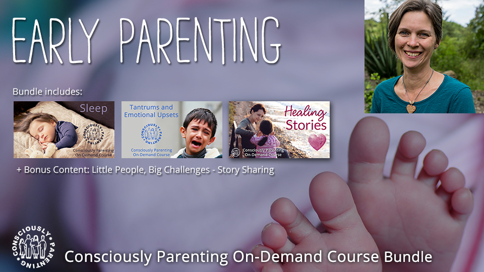 Early Parenting Course Bundle (pay what you can)