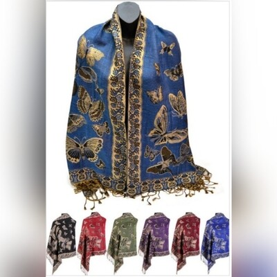 ANOINTED SHAWLS