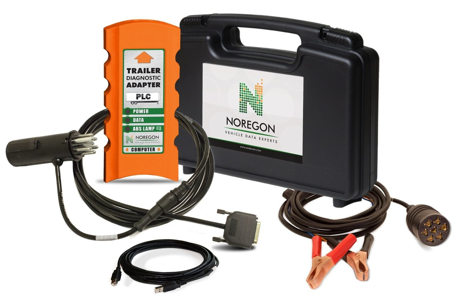 JPRO Trailer Diagnostic Adapter Kit