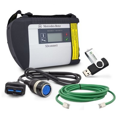 FUSO 2012-Current Year XENTRY Diagnostics (Diesel) with Panasonic ToughBook Dealer Kit