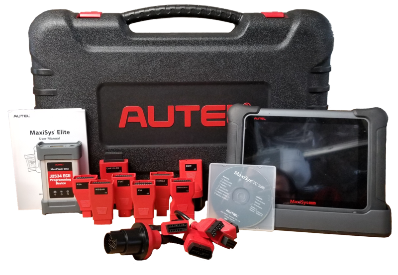 Heavy Duty Truck Diagnostic Tool Scanner Autel MaxiSys CV Brand NEW UPDATES INLCUDED MS908CV