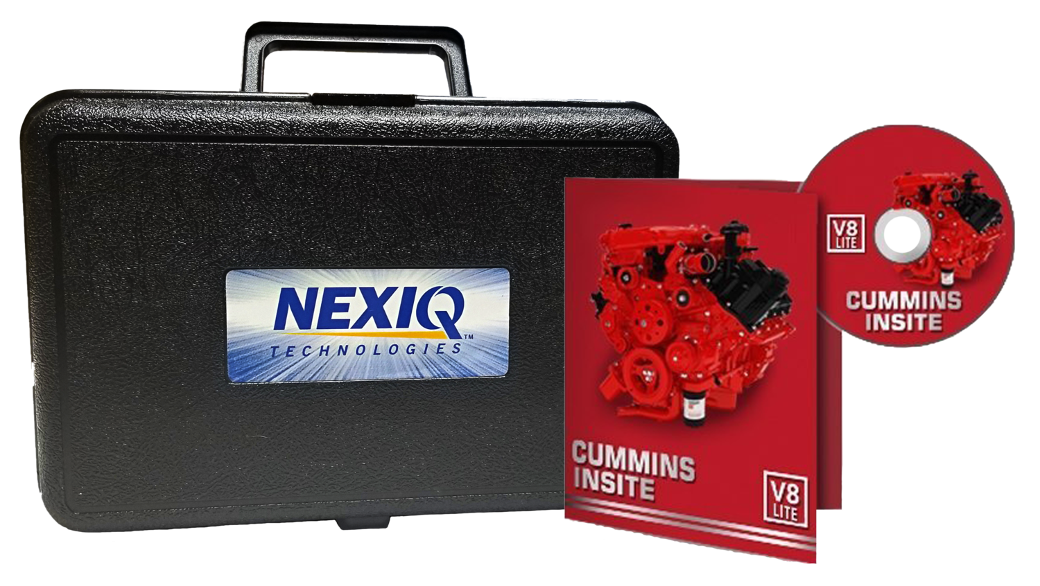 Cummins Insite Engine Diagnostic Software Pro with NexIQ USB-Link 2