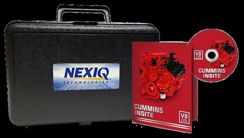 Cummins Insite Engine Diagnostic Software Pro with NexIQ USB-Link 2