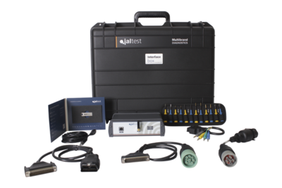 Jaltest Heavy and Medium Truck Diagnostic Diesel Laptops Tool