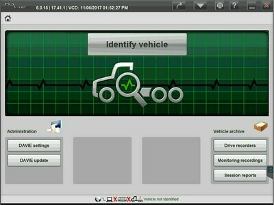 PACCAR Davie4 Diagnostic Software License (Renewal)