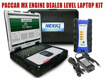 Paccar Davie4 MX Dealer Diagnostic Package