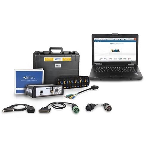 Jaltest Commercial Vehicle Diagnostics Kit W/ Panasonic CF-53