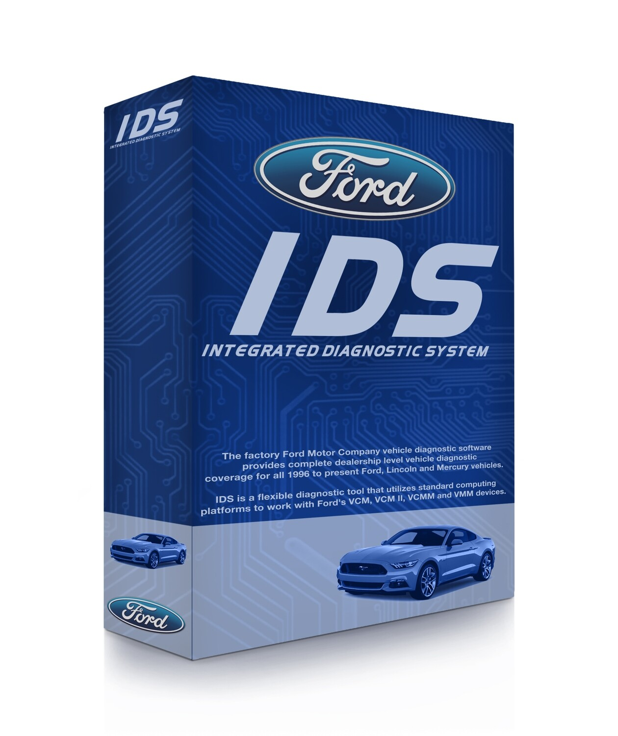 Ford IDS Software