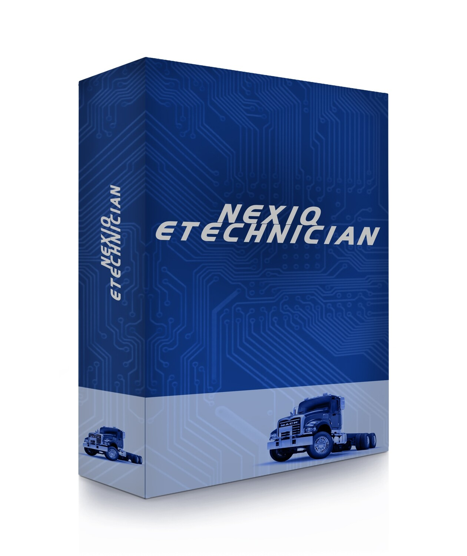 NEXIQ 859000 - ETECHNICIAN™ 2.0 SOFTWARE