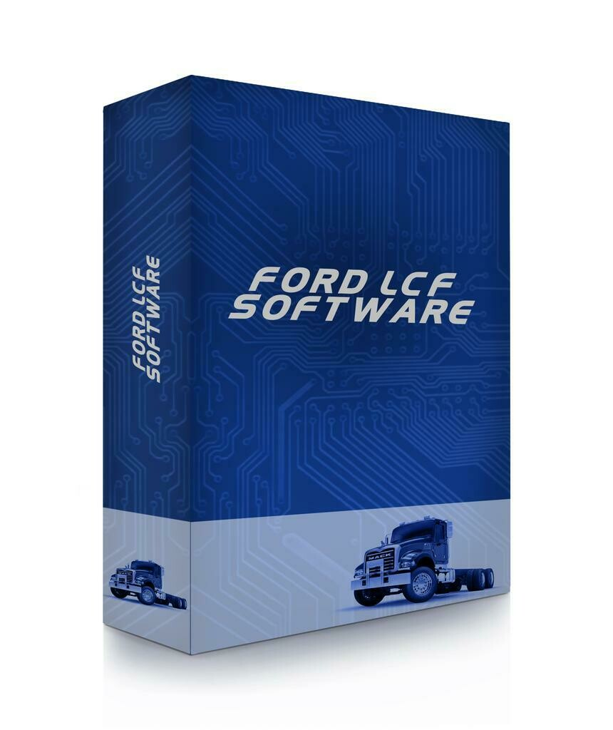Ford (LCF) Low Cab Forward Dealer Diagnostic Software.