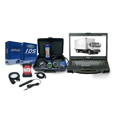 Ford VCM 3 IDS LCF Toughbook Dealer Package