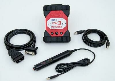 Ford VCM 3 with Custom Flight Recorder (CFR) Pendant 164-R9867