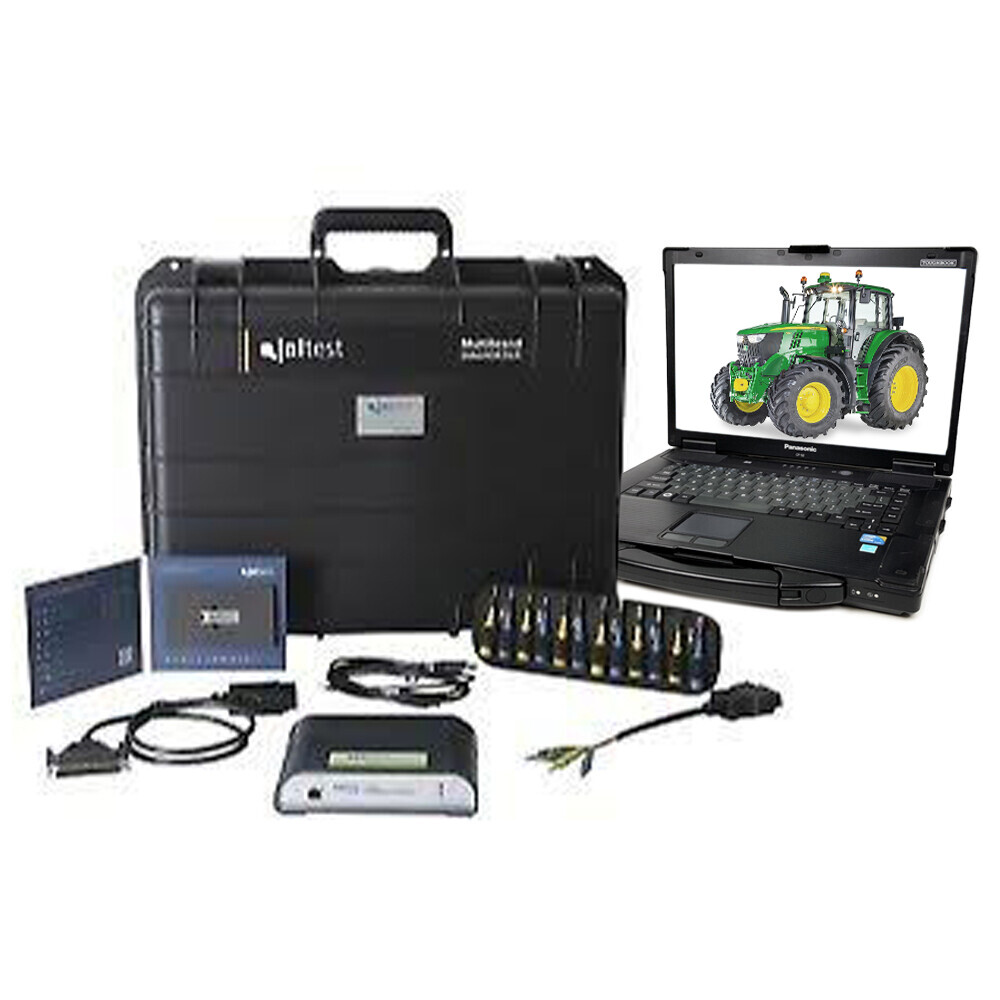 Jaltest Agriculture and Farm Diagnostic Diesel Laptops Tool
