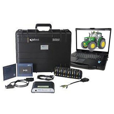 Jaltest Agriculture and Farm Diagnostic Diesel Laptops Tool