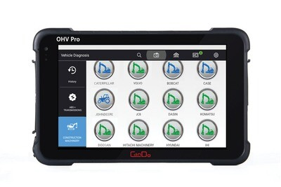 CanDo OHV Pro - Off Highway Scanner