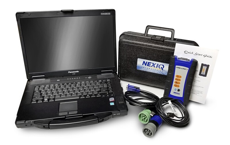 OEM Paccar Davie MX Dealer Diagnostic Package