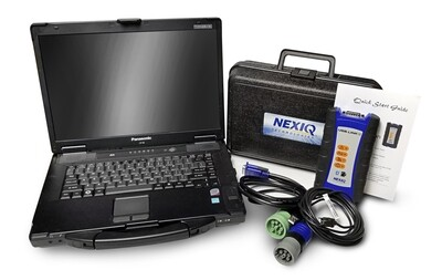 OEM Paccar Davie MX Dealer Diagnostic Package