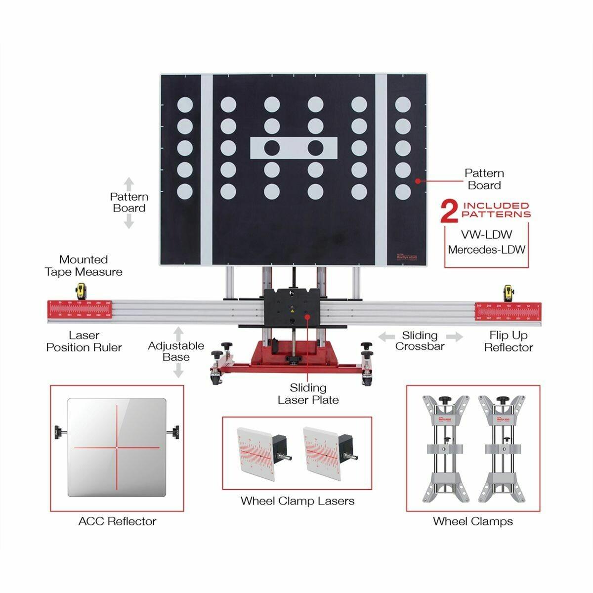 AUTEL ADAS Standard Calibration Package
