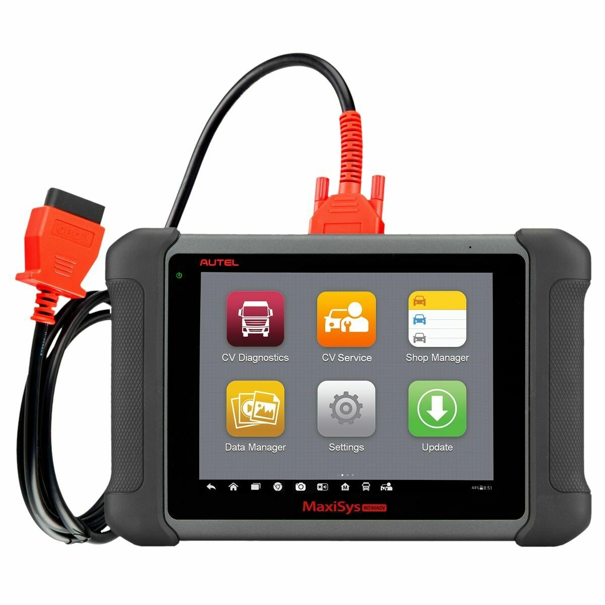 AUTEL Android Diagnostic Tablet for Commercial Vehicles