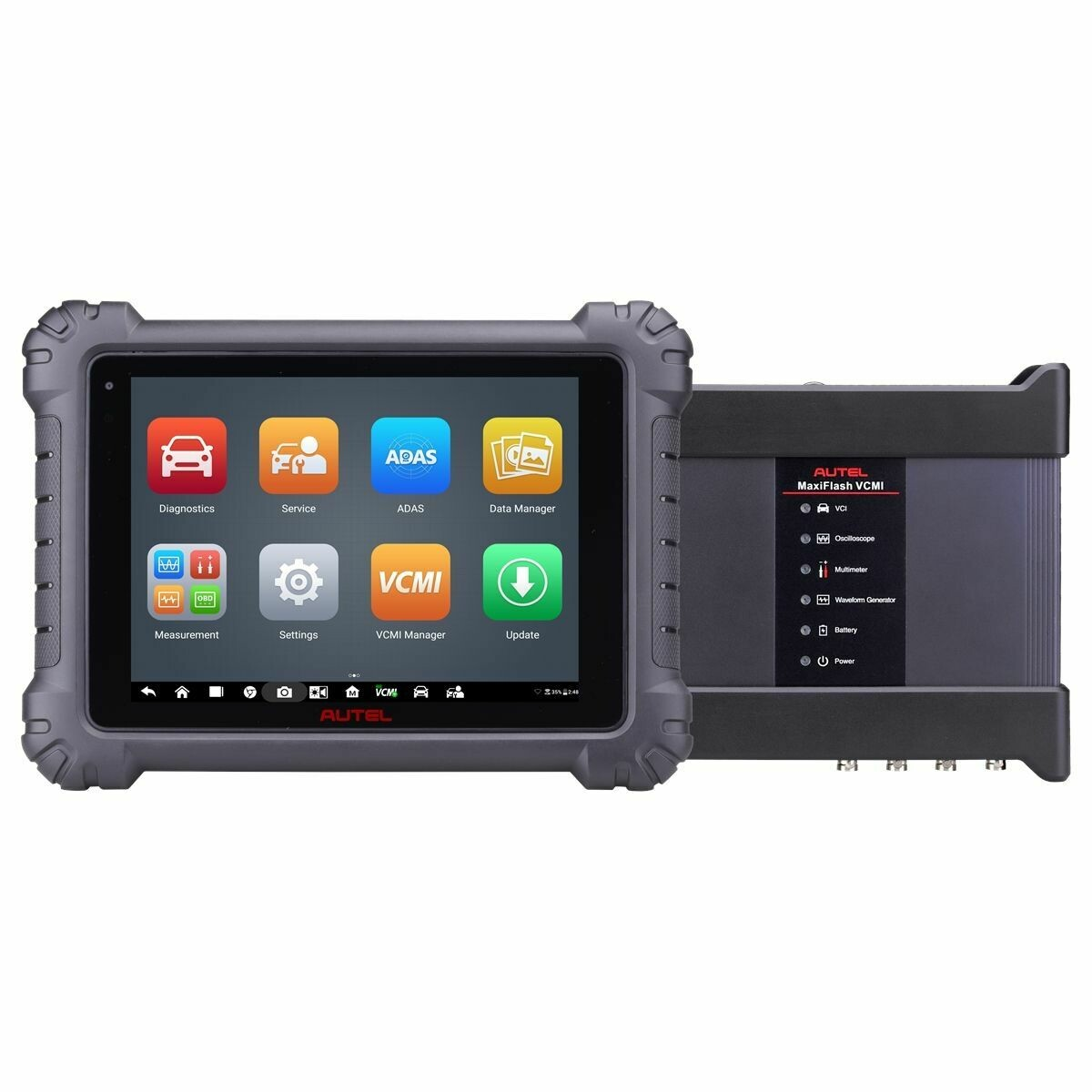 MaxiSYS MS919 Diagnostic Tablet with Advanced VCMI