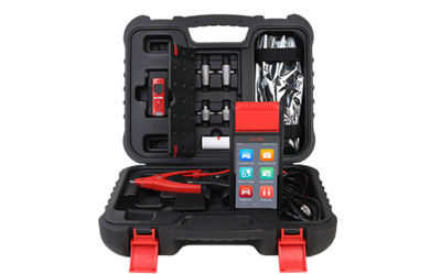 Autel MaxiBAS BT608 touchscreen Battery & Electrical System analyzer