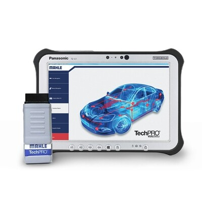 MAHLE 4028000100 TechPRO Vci1000 Toughbook Tablet And 1 Year Software Subscription