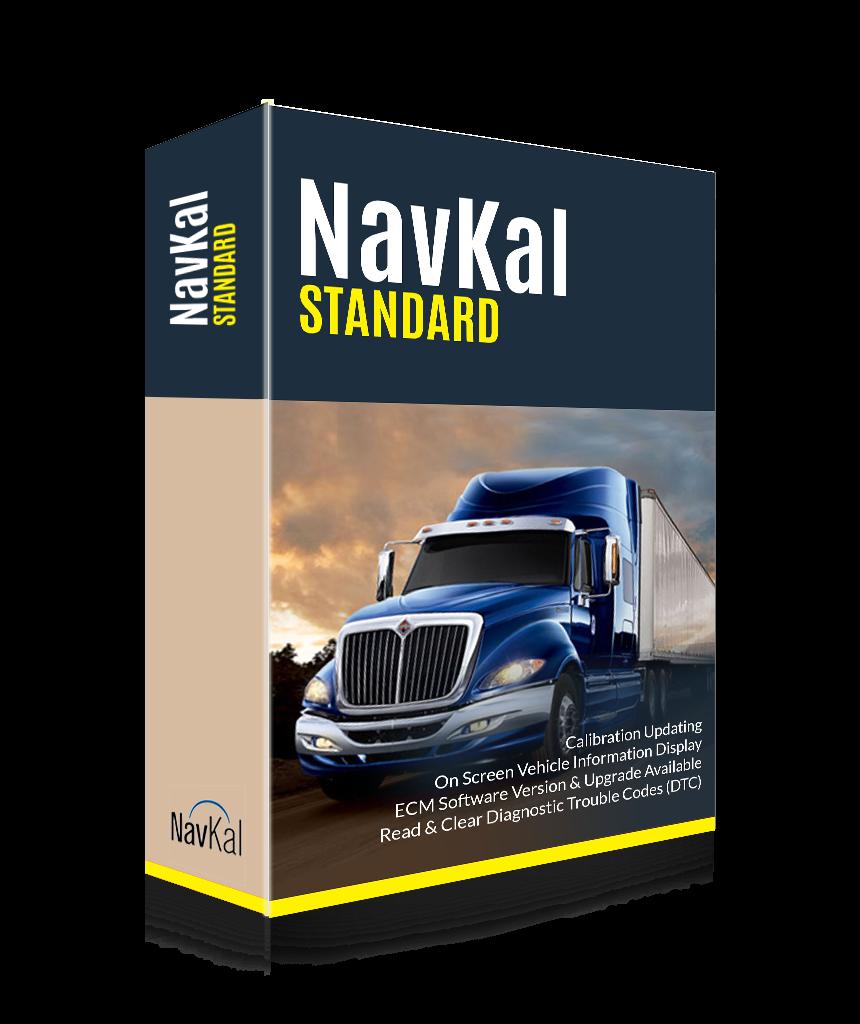 International NavKal ECM Engine Programming Standard Edition