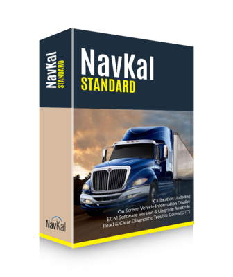 International NavKal ECM Engine Programming Standard Edition