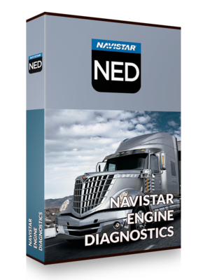 Navistar Engine Diagnostics (NEDS) Software - 12 Month License